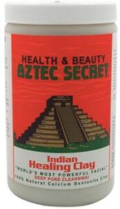 İyileştirici Kalsiyum Bentonit Kili - Aztec Secret Indian Healing Clay