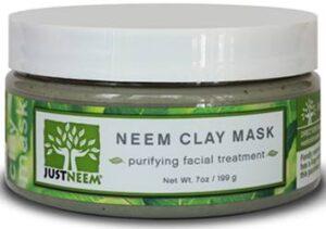 yağlı ve sivilceli ciltler için kil maskeleri