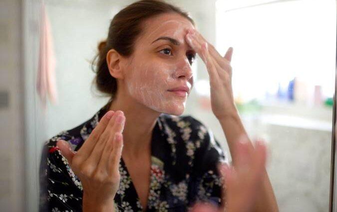 evde doğal kırışıklık maskesi yapımı