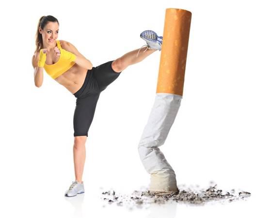 sigara bıraktıktan sonra kilo almak