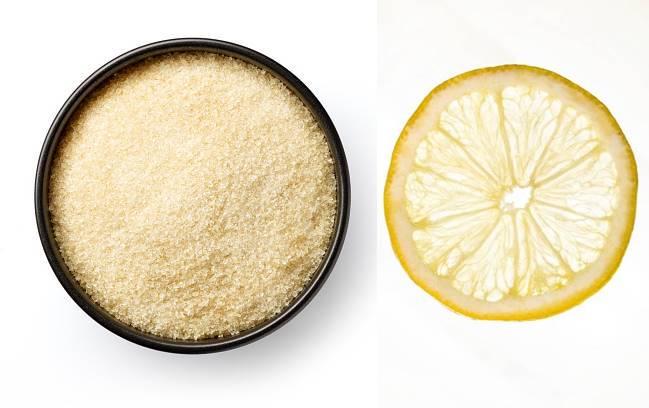 siyah noktalar için limon suyu jelatin maskesi tarifi